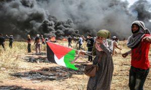 وفاة فتى فلسطيني متأثرا بجروحه في غزة