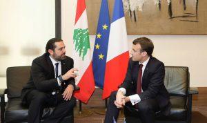 باريس تدعم الحريري لرئاسة الحكومة… لكن بشروط ثلاثة