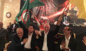 """بالفيديو… وزراء """"حزب الله"""" و""""أمل"""" في وضعيات انتخابية هزلية!"""