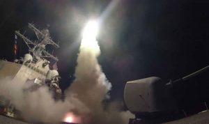 هجوم على مطار الشعيرات في حمص.. وصواريخ على مطار الضمير