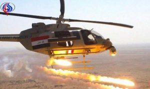 غارات عراقية على داعش في سوريا