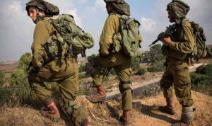 الجيش الإسرائيلي على أهبة الاستعداد عند الحدود مع لبنان