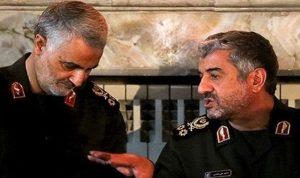 خلافات داخل الحرس الثوري الإيراني!