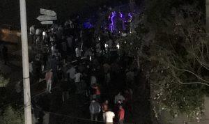 بالصور: اعتصام كتائبي للإفراج عن ناشط موقوف بتهمة توزيع مناشير ضد كنعان