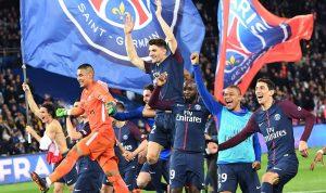 مباريات دوري فرنسا بكرة القدم بدون جمهور