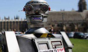 """""""روبوت قاتل""""… يرعب الدول"""