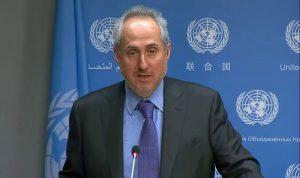 الأمم المتحدة: على المعنيين تأمين خروج المدنيين من اليرموك