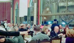 عشاء برعاية المتروبوليت أفرام كرياكوس في الكورة