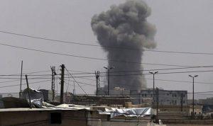 """سوريا وروسيا: إسرائيل نفذت """"ضربة التيفور"""""""