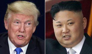 ترامب: حددنا مكان وزمان لقائي بجونغ أون