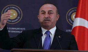 وزير الخارجية التركي: نأمل مع روسيا إيجاد حل لإدلب