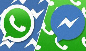 """""""فايسبوك ماسنجر"""" vs """"واتساب"""""""