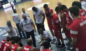 خسارة لبنان من مصر وتغيير إيجابي في الاداء