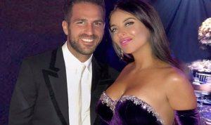 بالصور… نجم تشيلسي يتزوج من لبنانية!