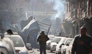 مقتل 5 بانفجار في كابول
