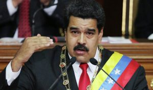 مادورو يتهم نظيره الكولومبي بمحاولة اغتياله