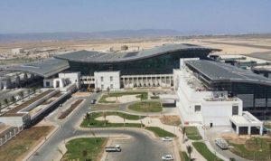 تمديد إغلاق مطار صلالة في عمان