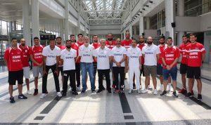 منتخب لبنان لكرة السلة إلى بطولة البحرين!