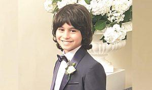 """الطفل اللبناني نجم """"سيدي الرئيس""""… هكذا اختير ولهذا بكى"""
