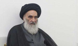 السيستاني يرفض المرشحين الـ5 لرئاسة الحكومة!