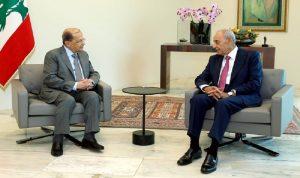 صورة الحكومة غير واضحة بين عون وبري