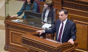 الحزب الأرميني الحاكم: سنحصل على رئيس وزراء في 8 أيار