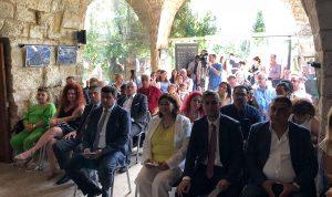 احتفال تولّي بلغاريا رئاسة الاتحاد الأوروبي في جبيل