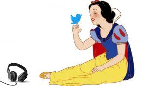 """تعاون بين """"تويتر"""" و""""ديزني""""!"""