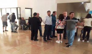 انجاز تسليم صناديق الاقتراع في الهرمل