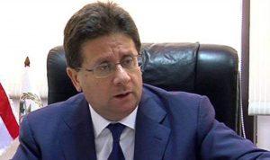 كنعان: اجتماع بعبدا يؤكد احترام لبنان كافة التزاماته