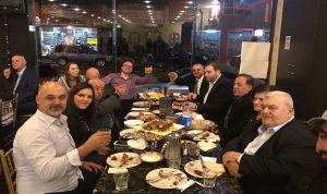 """""""حركة الإستقلال"""" في ملبورن تحتفل بفوز ميشال معوض في النيابة"""