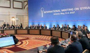 محادثات جديدة حول سوريا بعد التوتر الدبلوماسي في المنطقة