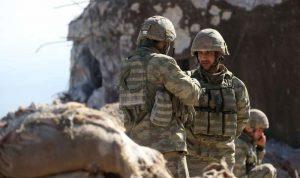 مقتل 10 أكراد بغارات تركية على شمال العراق