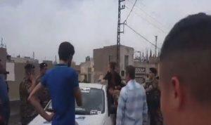بالفيديو: إشكال بين المرشحة مايا ترو والقوى الأمنية