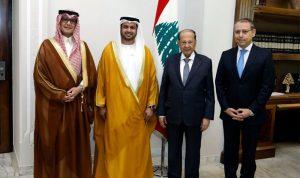 عون: لبنان ليس ساحةً للتدخل في شؤون أي دولة عربية