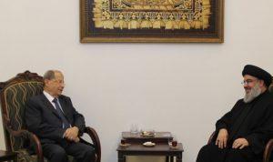 """تنظيم الخلاف بين """"حزب الله"""" والتيار: هل يُنعِش المبادرة الرئاسية؟"""