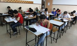 أجواء إمتحانات الشهادة المتوسطة في مختلف المحافظات