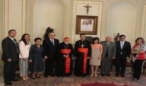 احتفال في عيد البطريرك صفير الـ98
