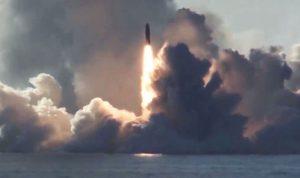 تجربة صاروخية روسية أقوى بـ160 مرة من قنبلة هيروشيما!