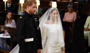 بالفيديو والصور… زفاف الأمير هاري وميغان ماركل الملكي