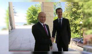 النظام السوري ليس سيّد نفسه..وموسكو تبحث عن دعم أميركي في أوروبا؟