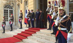 الراعي التقى رئيس الوزراء الفرنسي: لاستمرار علاقة الصداقة التاريخية