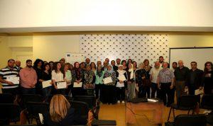"""مؤسسة رينه معوّض تختتم مشروع """"تعزيز منظمات المجتمع المدني في الشمال وعكار"""""""
