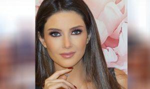بالصورة… ملكة جمال لبنان سالي جريج تُرزق بمولودها الأول!