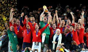 """إسبانيا في مونديال 2018:  البحث عن مجد """"السنوات الاربع"""" يستمر"""
