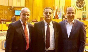 بيروت تستضيف دورة الالعاب الرياضية العربية 2021