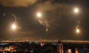 صواريخ اسرائيلية تهزّ دمشق!