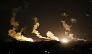 مقتل 9 إيرانيين في القصف الإسرائيلي على حمص