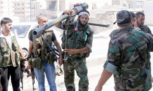 فرص هدنة الجنوب السوري تتأرجح والمعارضة لتحسين شروطها
