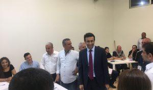 محافظ بيروت يجول على لجان القيد الابتدائية